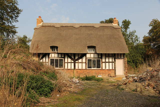 Old Church Cottage