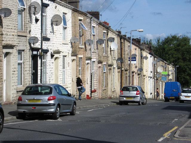 Darwen - Kay Street terrace