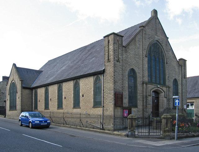 Darwen - Congregational Church