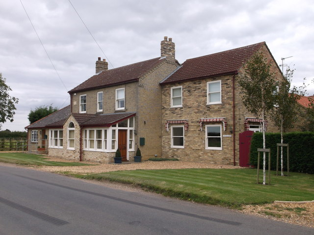Farmhouse, Aredale Farm, Somersham, Hunts