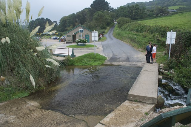 Ford at Branscombe Mouth