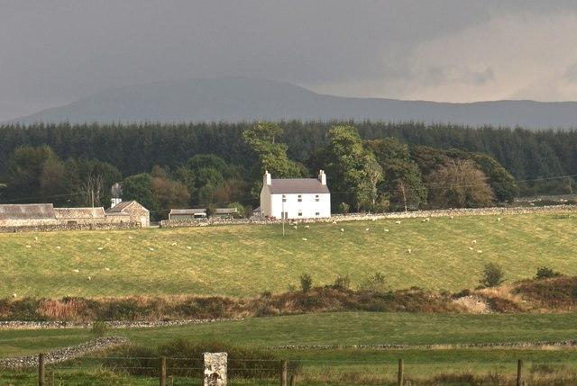 Boreland Farm near Minnigaff