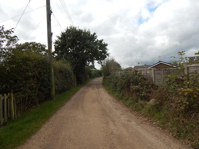 Ballast Quay Road, Wivenhoe