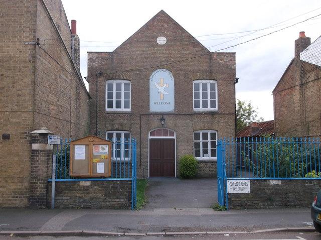 Baptist Church, Somersham, Hunts