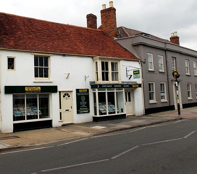 Woolley & Wallis in Lymington