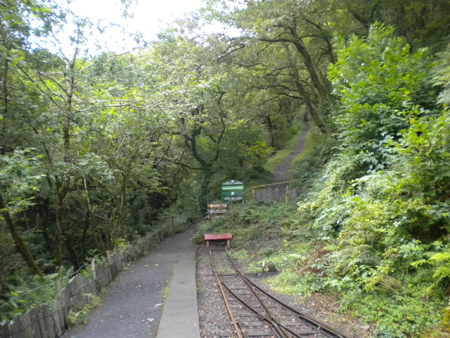 End of the line, Nant Gwernol