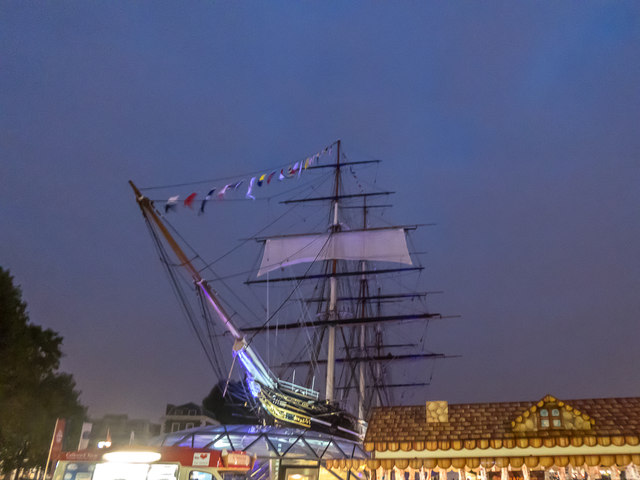 Cutty Sark, Greenwich, London