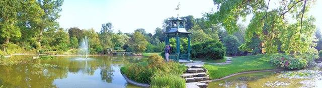 Ornamental Lake, Cliveden