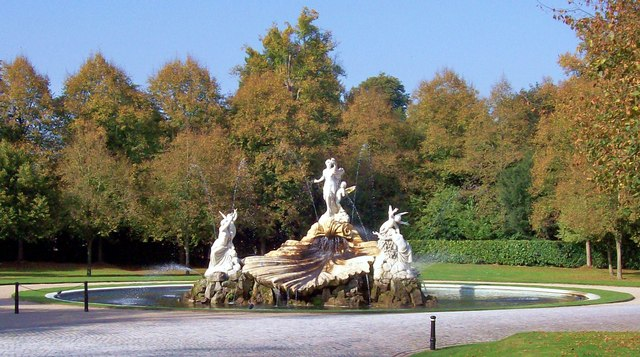 The Fountain of Love, Cliveden