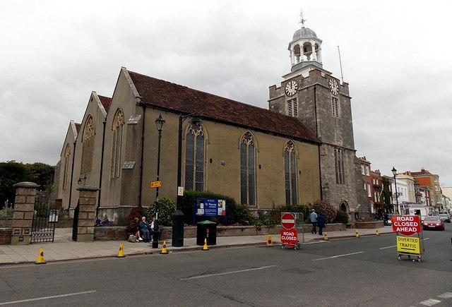 Church of St Thomas, Lymington
