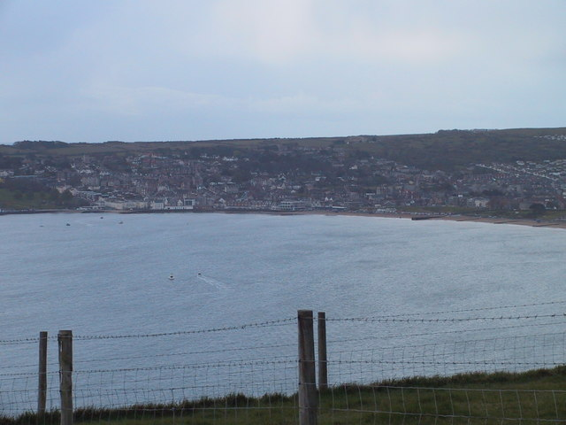 Swanage and Swanage Bay