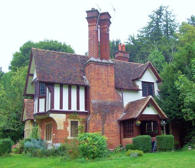 Seven Gable Cottage, Cliveden