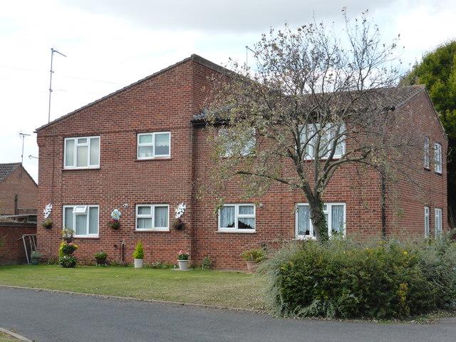 Housing block