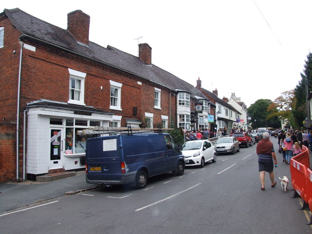 High Street, Belbroughton