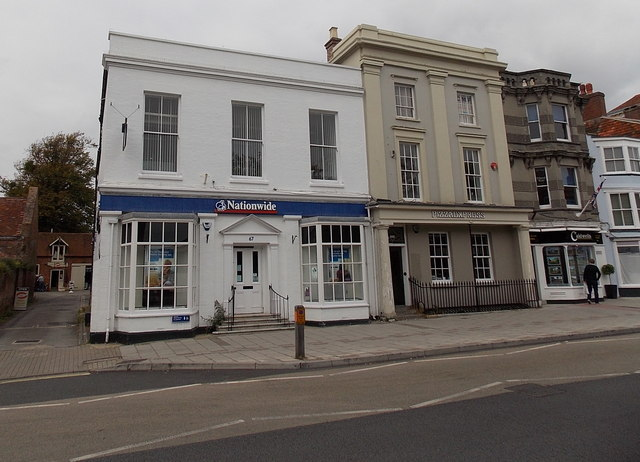 Nationwide in Lymington