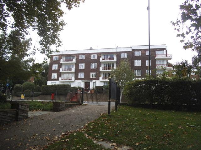 Neville Court on Dollis Hill Lane