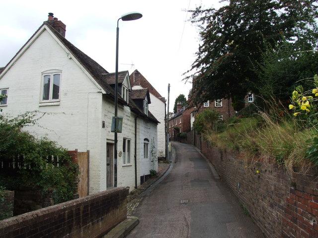 Friar's Street, Bridgnorth