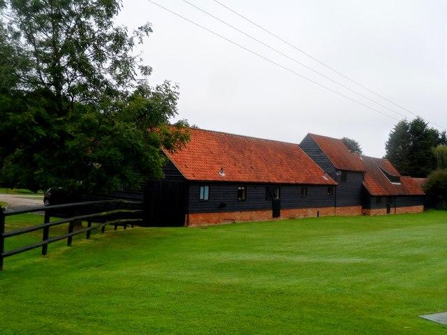 Barns at Rose Hall Farm