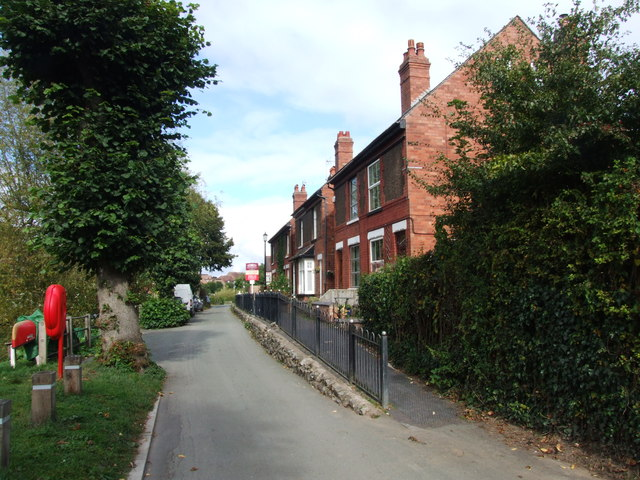 Severn Terrace, Bridgnorth