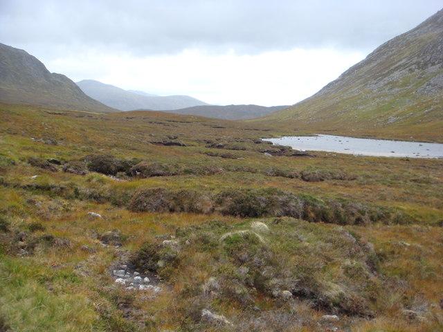 Dubh Lochan,  An Lairig