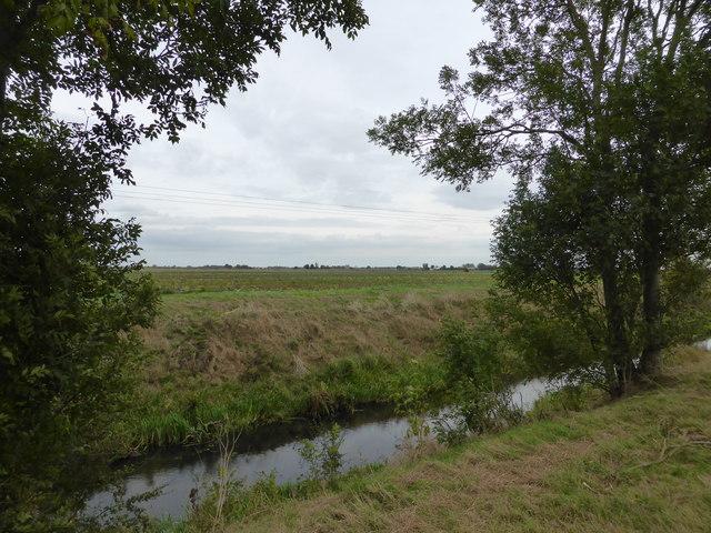 View toward Royce's Farm