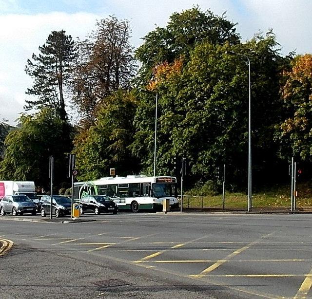 Bettws Circular bus, Malpas Road, Newport