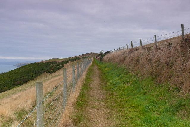 Llwybr Arfordir Ceredigion a Llwybr Arfordir Cymru / Ceredigion Coast Path and Wales Coast Path