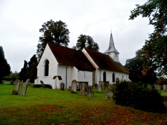 St Mary and All Saints' Church, Lambourne