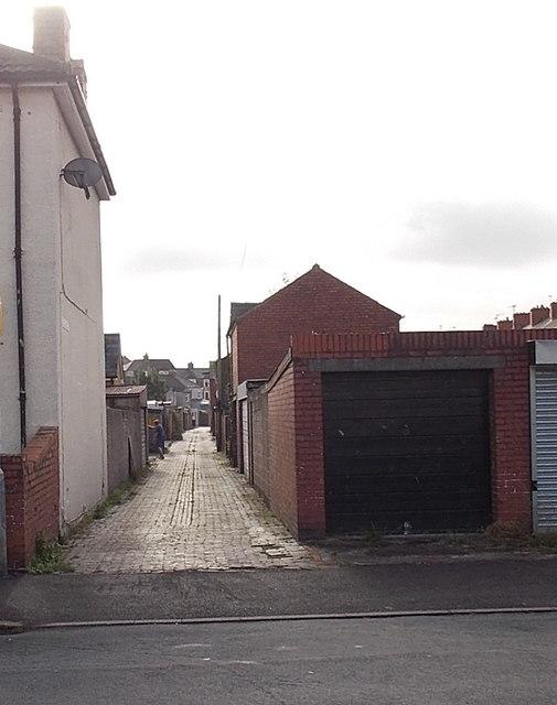 Malpas Lane, Crindau, Newport