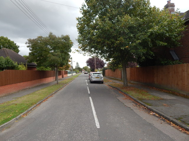 Harvey Road, Wivenhoe