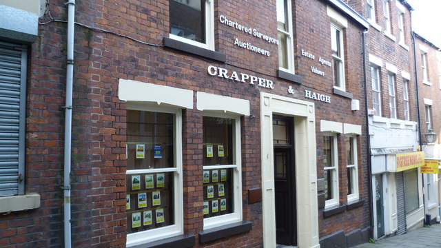Crapper & Haigh on Figtree Lane, Sheffield