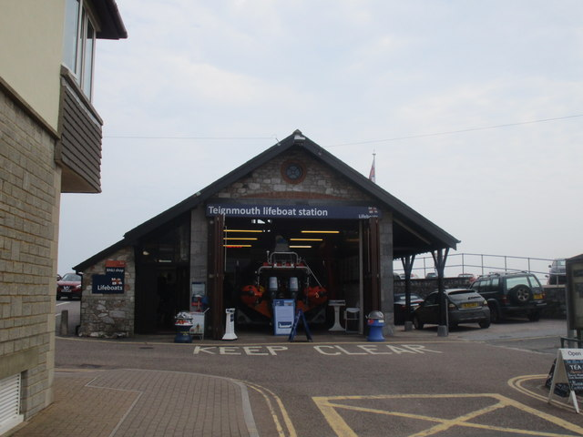 Teignmouth lifeboat station