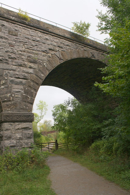 Southeast end of Smardale Viaduct