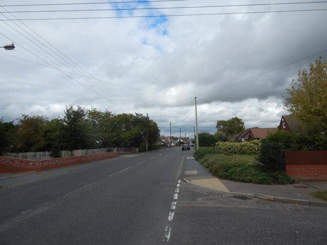 The Avenue, Wivenhoe