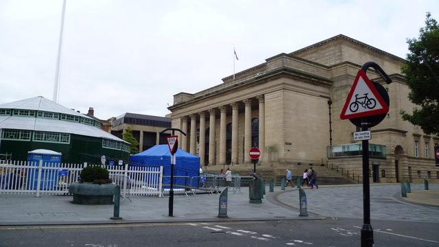 City Hall, Sheffield