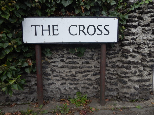 The Cross Sign