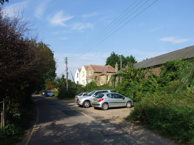 Church Street, Higham