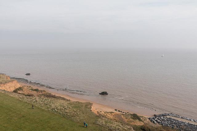 The Beach, Walton on the Naze, Essex