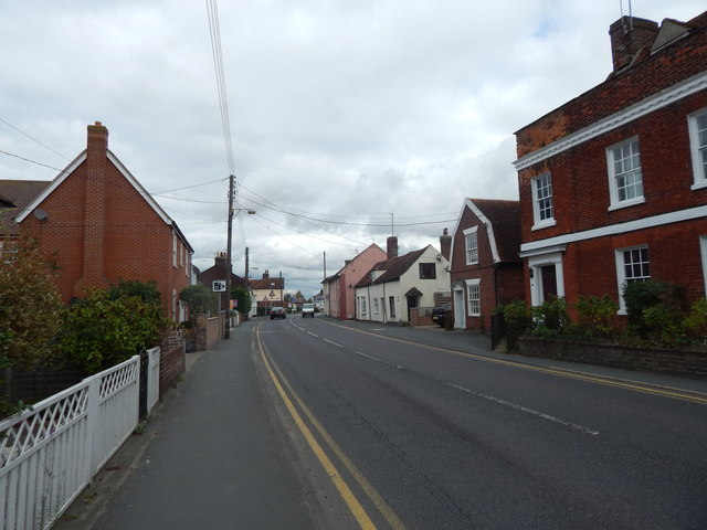 Wivenhoe Cross (road)