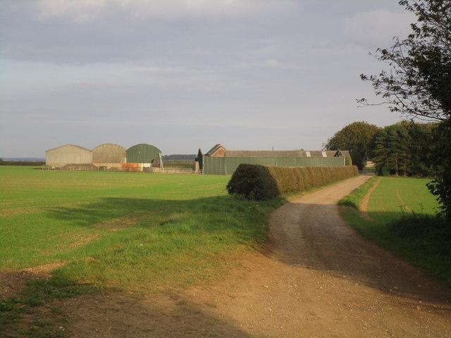 Little Wauldby Farm