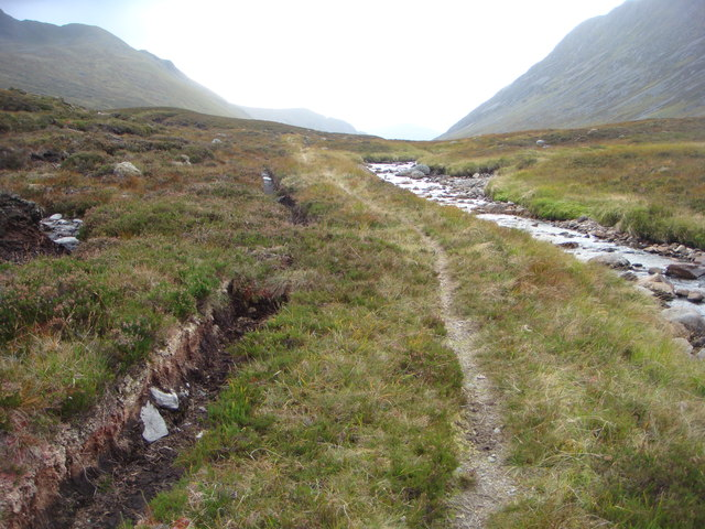 Path in An Lairig