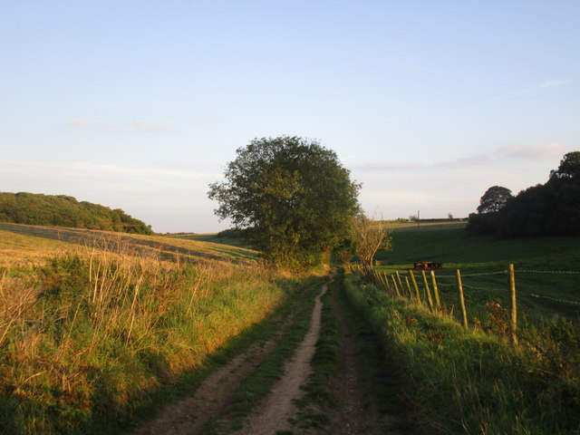 Bridleway to Raywell