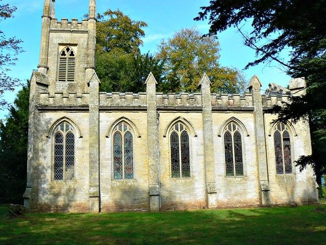 Brockhampton Chapel, Herefordshire