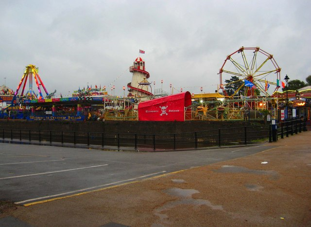 Shipley's Amusement Park, Stourport-on-Severn