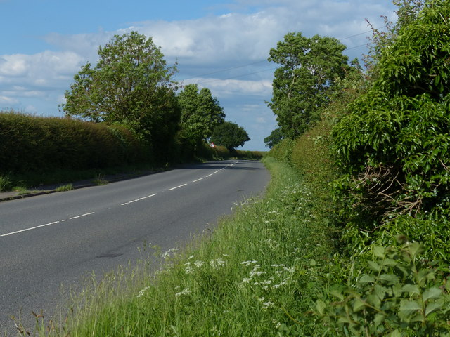 B4114 Smockington Lane