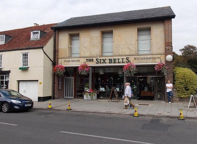 The Six Bells, Lymington