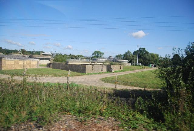 Staplehurst Water Treatment Works