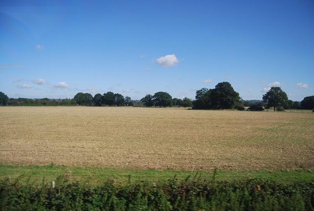 Low Weald scenery