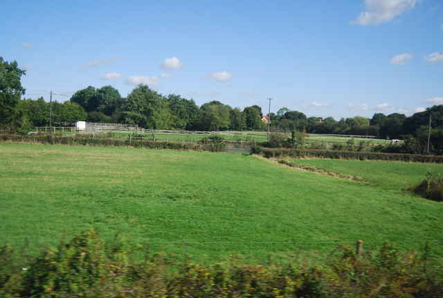 Field between Smarden Rd and the railway line