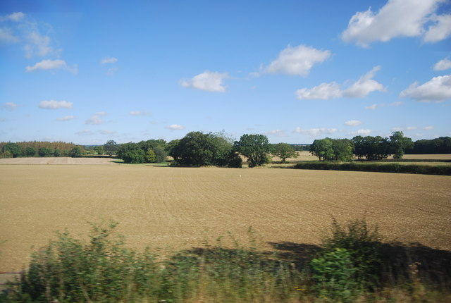 Low Weald landscape